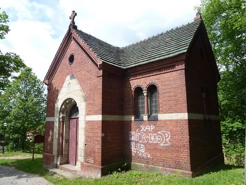 Kaplica Zwiastowania NMP w Bardzie na stokach Różańcowej