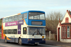 16649 R249 NBV (Cumberland Patriot) Tags: west volvo north cumbria and motor alexander cumberland cms services stagecoach rl burnley pendle olympian in 2249 16649 r249nbv