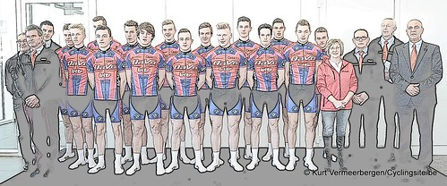 Davo Cycling Team 2015 (161)
