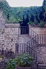 Montenegro - Kotor (Herculeus.) Tags: stairs oct fences oldtown montenegro adriaticsea kotor 5photosaday