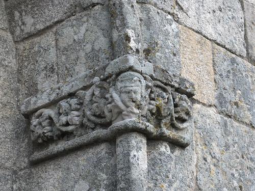 Iglesia del Salvador - Capitel