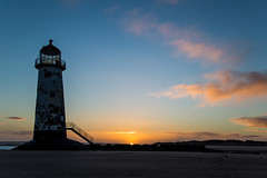 Spring tide sun rise (A Crowe Photography) Tags: morning sun lighthouse wales clouds sunrise lights sunrises talacre northwales welshlandscape 24105f4 talacrebeach talacrelighthouse welshflickrcymru canon6d welshphotographer welshphotography northwalesdailypost cloudsstormssunsetssunrises