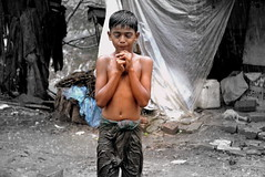 slum-2 (Roig90) Tags: india kolkata slum calcuta
