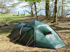 Hilleberg Saitaris has the very best ventilation of any tent (Jens Riis Bojsen) Tags: hilleberg saitaris