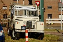 Land Rover 109'' (timvanessen) Tags: station wagon break estate lpg stationwagon al1168