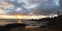 Coucher de soleil (Mr EtOH) Tags: sunset landscape brittany bretagne paysage saintmalo coucherdesoleil
