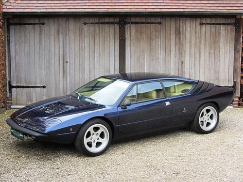 Lamborghini Urraco P200 (1976).