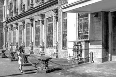 University of Santo Tomas, Manila, Philippines (siswanto_p) Tags: monochrome university philippines manila ust