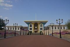 Sultan's Palace (Jbouc) Tags: arabic arabia oman peninsule