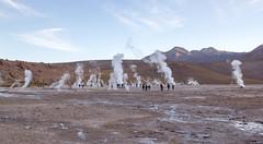 Geisers del Tatio, San Pedro de Atacama, Chile (maxunterwegs) Tags: chile landscape chili geyser geysir altiplano calama sanpedrodeatacama antofagasta giser geisersdeltatio