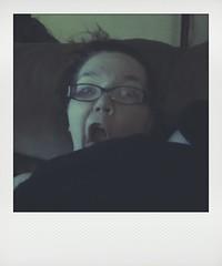 052/365 [2015] :: Goofy Selfie (Sarah @ TM2TS) Tags: polaroid samsung instant polaroidapp androidapp samsunggalaxy instantapp samsunggalaxys4 galaxys4 samsungs4 day52 day52365 365the2015edition 3652015 instantforandroid 21feb15
