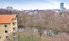 Elineberg - Utsikt mot Jordbodalen