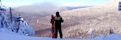 (Shea Owens) Tags: snow ski snowboarding vermont skiing tricks snowing trick tix boarding