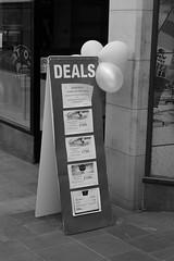 Deals (Man with Red Eyes) Tags: monochrome digital blackwhite balloon adapter amedeo aboard leicam8 incamerajpeg zeisssonnar50mmf15 smount nikonrangefindermonth