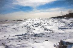 Frozen Shoreline_DSC_0067 (4thmedium) Tags: impressions lakeontario frozenshoreline