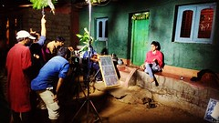 Diploma students of Flash Frame Visuals Academy during the night shoot of their final project #webseries #hindi #studentproject #diplomacourse #cinematography #direction #filmacademy #outdoorshoot #learning #handson #onset #lighting #village #filminstitut (flashframevisuals) Tags: lighting india village bangalore nightshoot direction learning cinematography coorg hindi onset handson filmacademy studentproject filminstitute webseries bengaluru outdoorshoot diplomacourse ffva