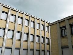 Arles (Louise Feige) Tags: architecture graphic bureau centre culture arles ville orage tourisme camargue