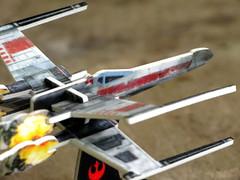 Macro Mondays: Cards - X-Wing, Star Wars Pocket Model Trading Card Game (thatSandygirl) Tags: macro cards toys starwars xwing tcg tradingcardgame macromondays