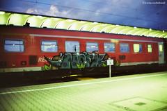 imm002_2A (coloredsteel) Tags: leica m6 kodak colorplus 200 graffiti ulm train writing bombing trainspotting coloredsteel streetart analog street photography voigtlnder vc nokton 35mm f14 classic mc