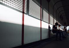 u-bahn snapshot #3 (desomnis) Tags: street streetphotography streetcandid station ubahn wien vienna urban shadows lightandshadow shadow kagran u1 summer people desomnis ricoh ricohgr ricohgrdigital austria