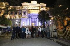 _C0A3558 (Tribunal de Justia do Estado de So Paulo) Tags: abertura da campanha corao azul tribunal de justia tjsp palacio