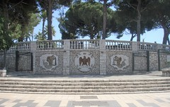 Nicaea Civitas Fidelissima - Nice, French Riviera (3D-Stretch) Tags: city french nice riviera very francaise cit motto cte paca tres cote 06 trs azur faithful devise dazur alpesmaritimes civitas franaise provencealpesctedazur fidele fidle nicaea fidelissima
