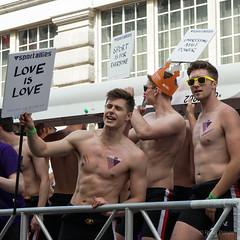 The Warwick Rowers (RyanPrince) Tags: parade londonpride 2016 lgbtq