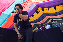 Blackalicious @ Mostly Jazz Festival 2 (preynolds) Tags: musician music festival concert birmingham raw dj dof stage gig livemusic noflash hiphop rap rapper moseley frontman mark2 stagelights moseleyprivatepark tamron2470mm canon5dmarkii counteractmagazine mostlyjazz2016