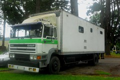 DAF 1900 Turbo Intercooling (Mobile home) (xavnco2) Tags: truck turbo lorry camion 1900 trucks camper intercooler daf lkw autocarro