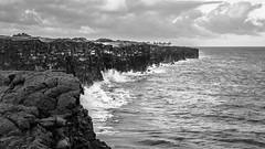 Lava Cliffs, Hawaii (t conway) Tags: