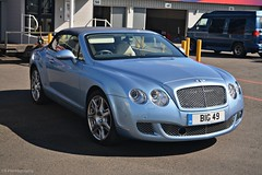 Bentley Continental GTC (315) (CA Photography2012) Tags: bentley continental gtc w12 v8 drophead coupe gt convertible british luxury supercar ca photography automotive exotic car spotting big49 drivers club silverstone