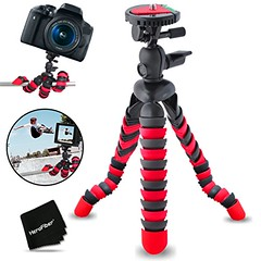 """12"""" Inch Flexible Tripod with Quick Release Plate for Nikon Coolpix S9900, S7000, S6900, S3700, S2900, C810, S33, S32, S9700, S9500, S9300, S9100, S8200, S8100, S8000 S3600, S3500, S3300, S3200, S3100, S3000, S4300, S4200, S4100, S4000, AW120, AW110, AW10 (saidkam29) Tags: digital nikon inch release tripod plate cameras s7000 coolpix quick s9500 s3000 flexible s4000 s3500 s3100 s220 aw100 s9100 s6900 s9700 s8000 s3700 c810 s8100 s3200 s4200 s3600 s3300 s4100 s2900 s4300 s8200 s9300 aw110 aw120 s9900"""