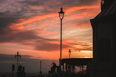 Everytime i try to sleep (Davide Carovana) Tags: photography photo landscape cityscape city street sunset sundown england brighton sussex light