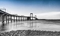 Throgs Neck Bridge   3 (C@mera M@n) Tags: newyorkcity lines newyork queens throgsneckbridge bridge places nyc unitedstates us