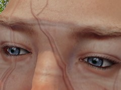 The most important part of all avatars, the eyes (Dag in SL) Tags: secondlife gor gorean torvaldsland northern longhall secondlife:region=neithsecondlifeparcelhlidskjalfvillageandmistiquemainstoresecondlifex79secondlifey66secondlifez30