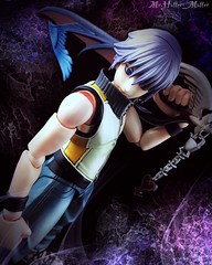 Hunt down those dark hearts. (Mr.Hatter_Matter) Tags: kingdomhearts dreamdropdistance riku