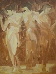 New York '16 (faun070) Tags: themet art painting meeting threegraces nude greekmythology