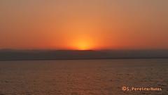 Dead Sea Sunset, Jordan (ssspnnn) Tags: marmuerto deadsea marmorto ocean salesminerales mineralsalt pordesol poente costa seashore jordan jordania lumixfz200 panasonic snunes spnunes spereiranunes spereira nunes
