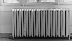 Vancouver Station Radiator ... (sswj) Tags: radiator vancouver britishcolumbia canada vancouverstation blackandwhite monotone bw composition dslr fullframe nikon d600 nikkor28300mm existinglight availablelight scottjohnson architecturaldetail abstractreality nikonafs28300f3556gedvr