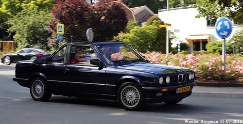 BMW E30 320i Baur TC 1984