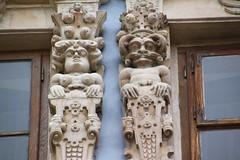 IMG_8917 (lkwarzecha) Tags: sculpture rzeba face twarz