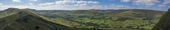 Mam Tor panorama (manphibian) Tags: mam tor back peak district derbyshire panorama countryside england summer english sony sonya7 sigma 50mm 14