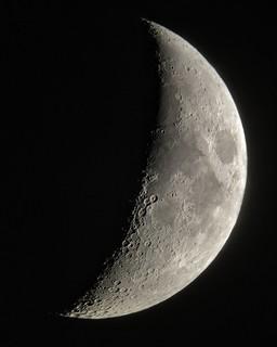 Moon, August 8, 2016