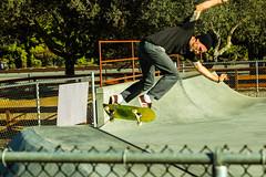 Sunday Church (NathanielRhett) Tags: backsideair skaterunknown skatepark sundayfunday skateboarding california santacruz