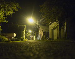 Alley (milfodd) Tags: september 2016 photomerge alley night