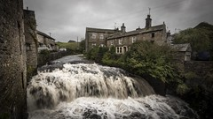 Hawes1 (Barry.Turner.Photography) Tags: yorkshire dales barry turner landscape wide angle sony a65 sigma england united kingdom outdoor wensleydale cheese water fall hawes gayle yorkshiredales nationalpark riverure richmondshiredistrictofnorthyorkshire 1020mm