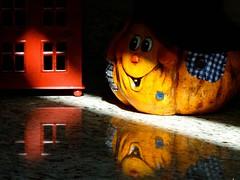 Get Your Autumn On (e r j k . a m e r j k a) Tags: autumn pumpkin jackolantern harvest whimsy erjkprunczyk