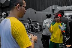 AniManGaki 2016 Day 2 Hangout: 014 (FAT8893) Tags: amg2016 animangaki animangaki2016 cosplay malaysia inazuma eleven mamoru endou mark evans soccer
