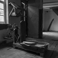 Waage (Kai WR) Tags: damm hessen deutschland mhle mill