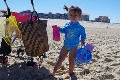 Ready for the Beach! (Iker Merodio | Photography) Tags: laida vieux boucau les bains pentax k50 sigma 30mm art beach hondartza tribord